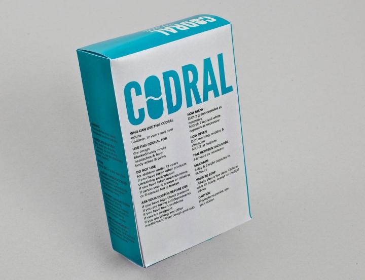 codral back