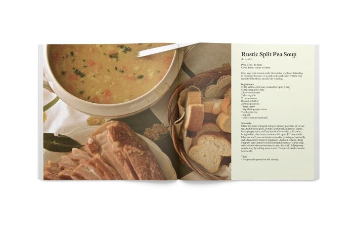 rustic soup upload
